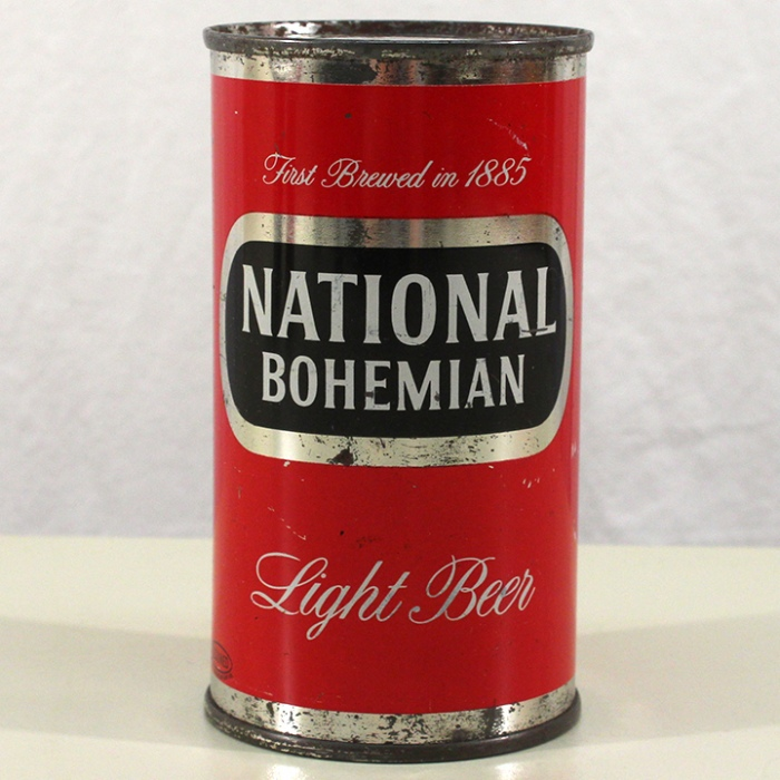 National Bohemian Light Beer (Florida) 101-36 Beer
