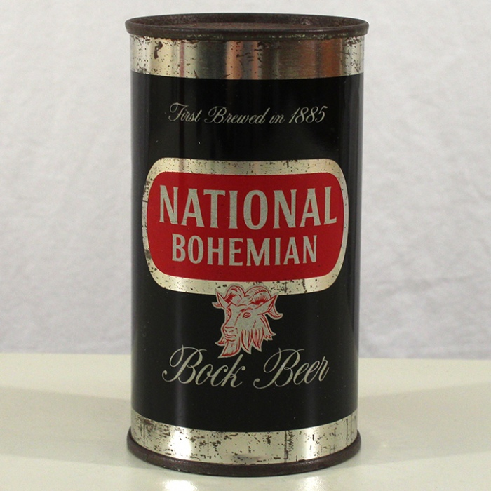 National Bohemian Bock Beer (Florida) 101-40 Beer