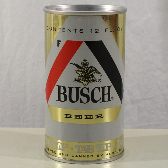 Busch Beer (Test Can) 229-07 Beer