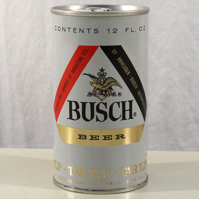 Busch Beer (Test Can) 229-05 Beer