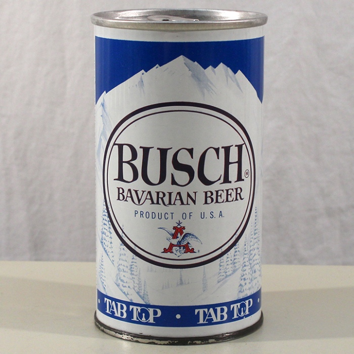 Busch Bavarian Beer (Los Angeles) 052-05 Beer