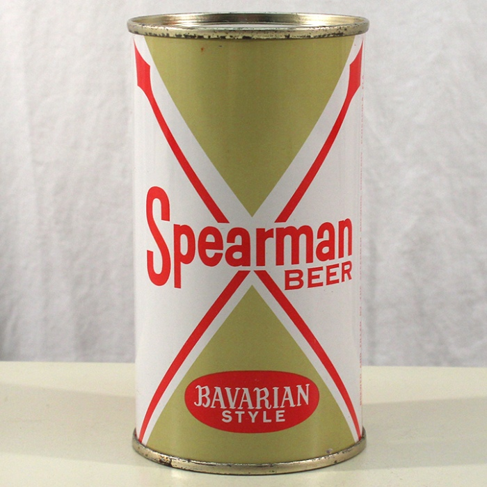 Spearman Beer 134-38 Beer