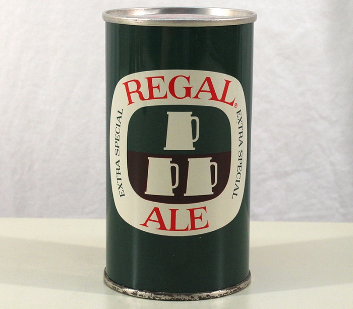 Regal Extra Special Ale (Easy Open Aluminum Lid #1) 121-31 Beer