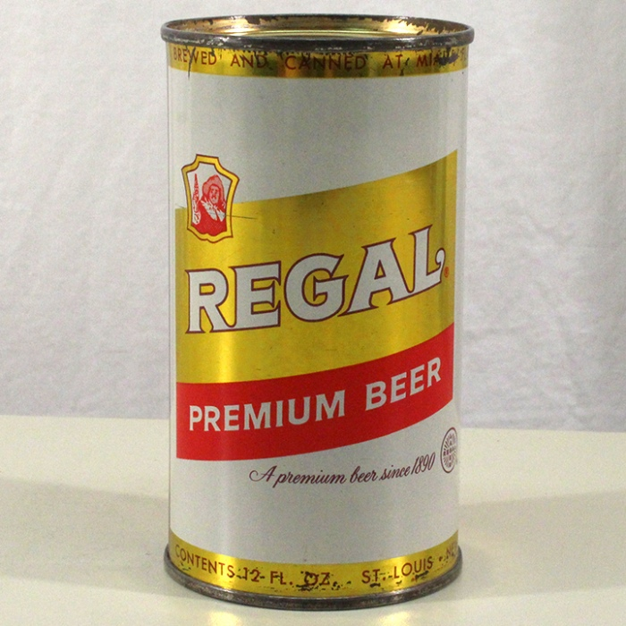 Regal Premium Beer (Metallic Gold) 121-32 Beer