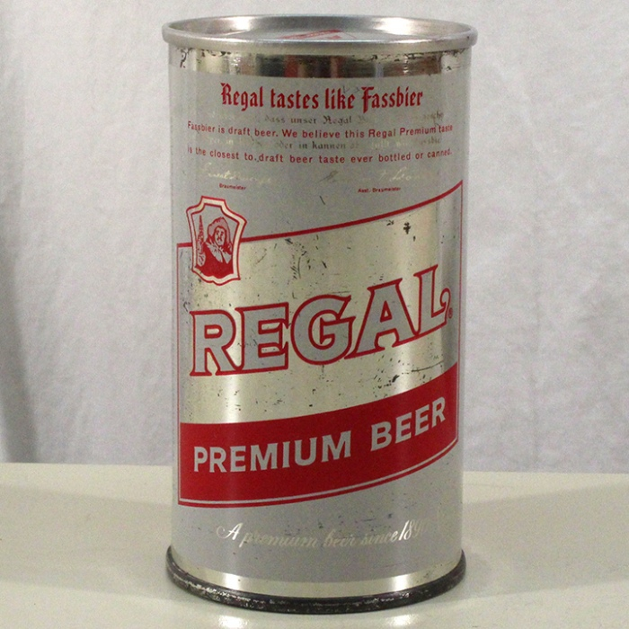 Regal Premium Beer 121-33 Beer