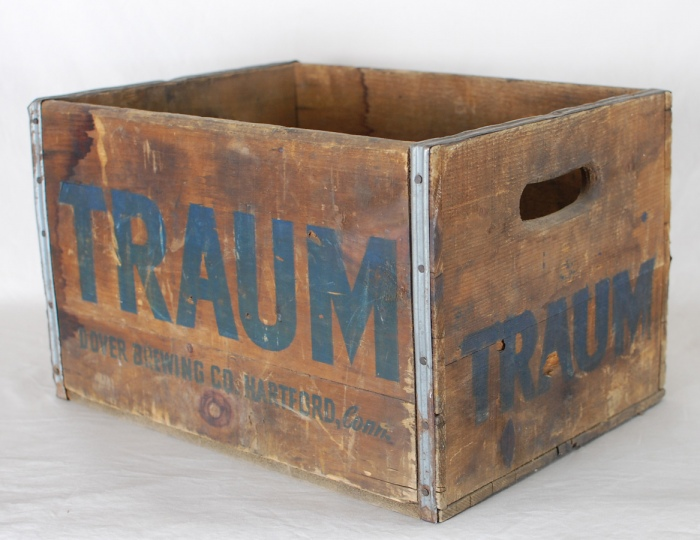 Traum Dover Brewing Crate Beer