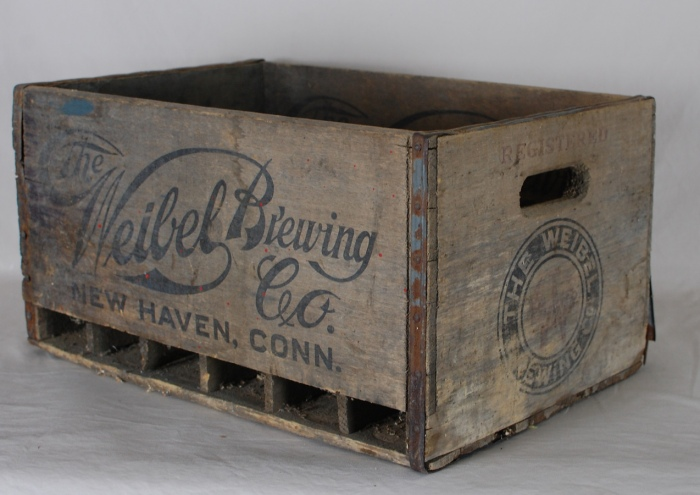 Weibel Brewing Crate Beer