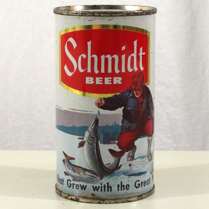 Schmidt Beer - Ice Fishing 131-12 Beer
