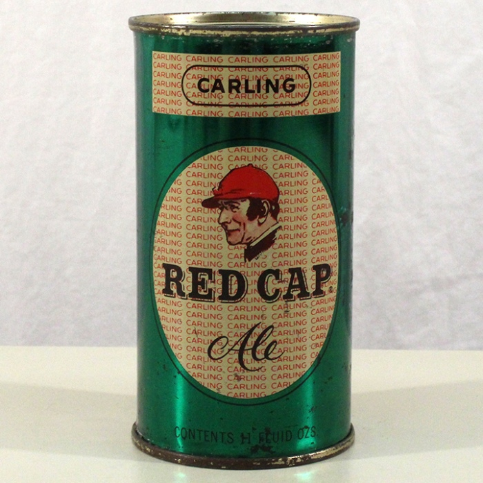 Carling Red Cap Ale 119-19 Beer