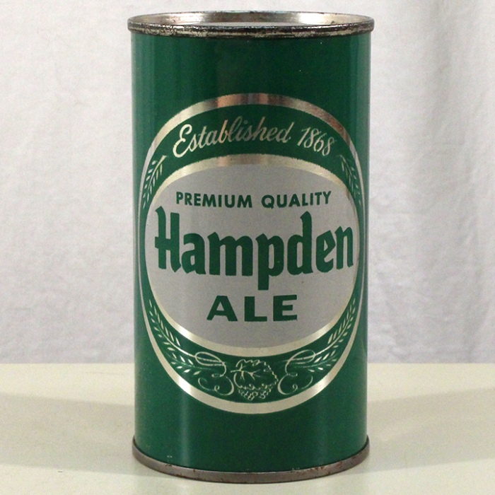 Hampden Ale 079-36 Beer