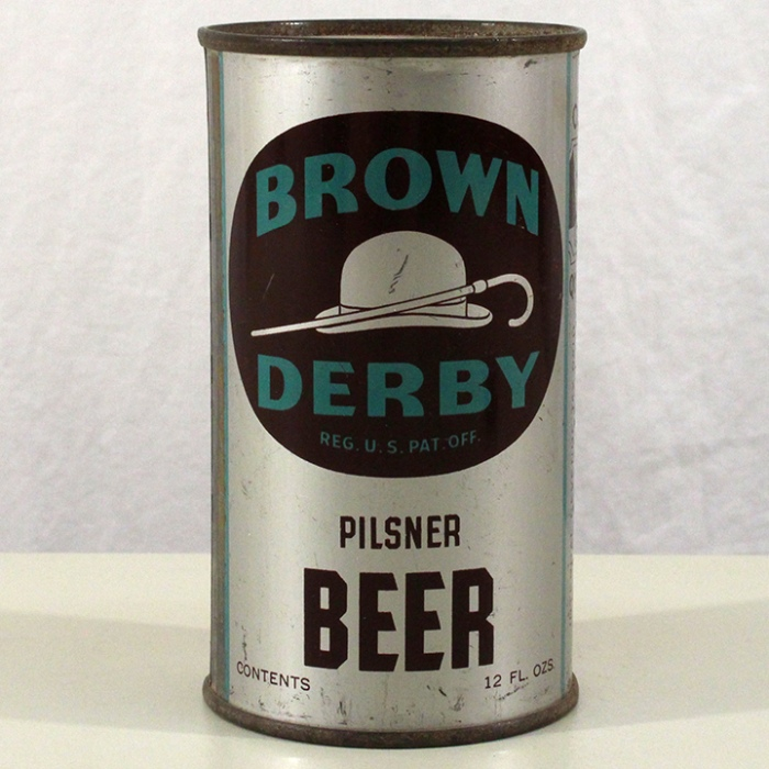 Brown Derby Pilsner Beer 132 Beer