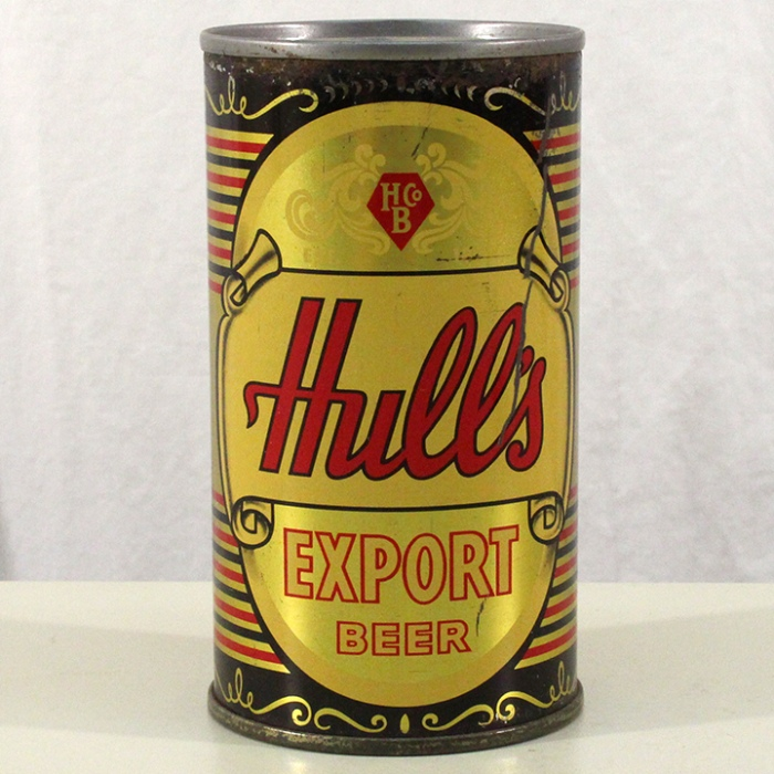 Hull's Export Beer 084-24 Beer