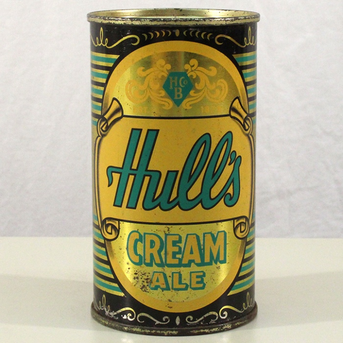 Hull's Cream Ale 084-19 Beer