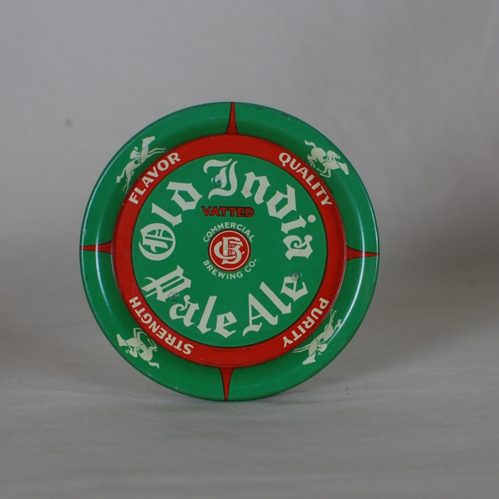 Commercial Old India Pale Ale Tip Tray Beer