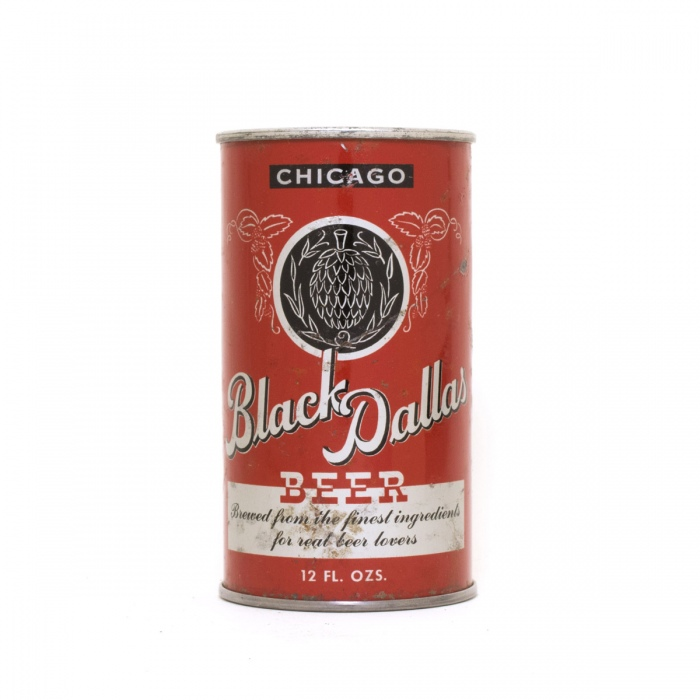 Chicago Black Dallas 113 Beer