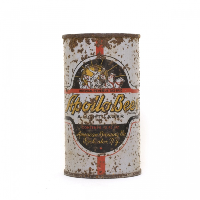 Apollo Beer DULL GRAY 41 Beer