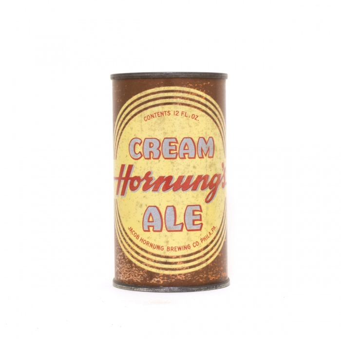 Hornung's CREAM ALE 417 Beer