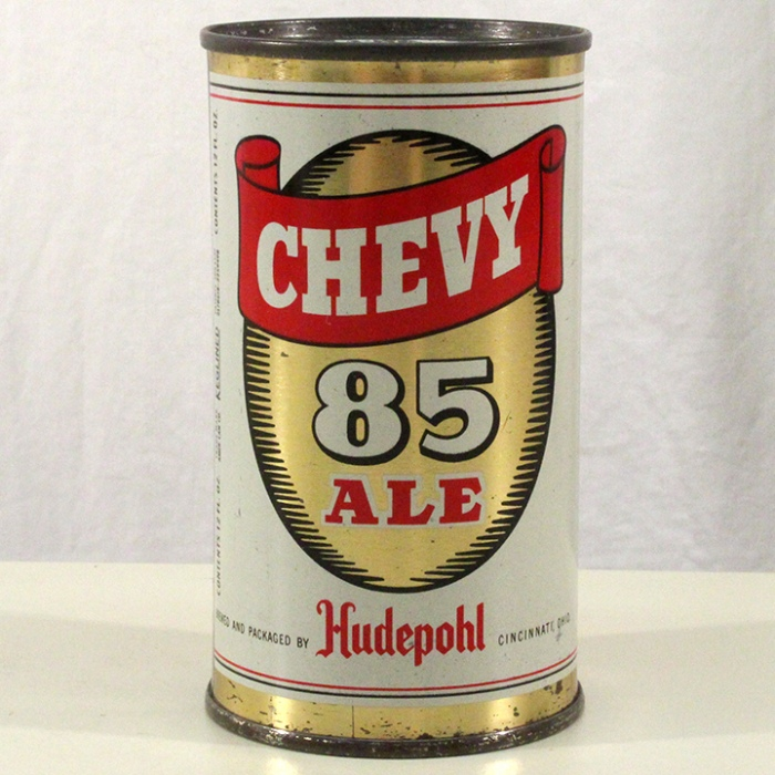 Chevy 85 Ale 049-22 Beer