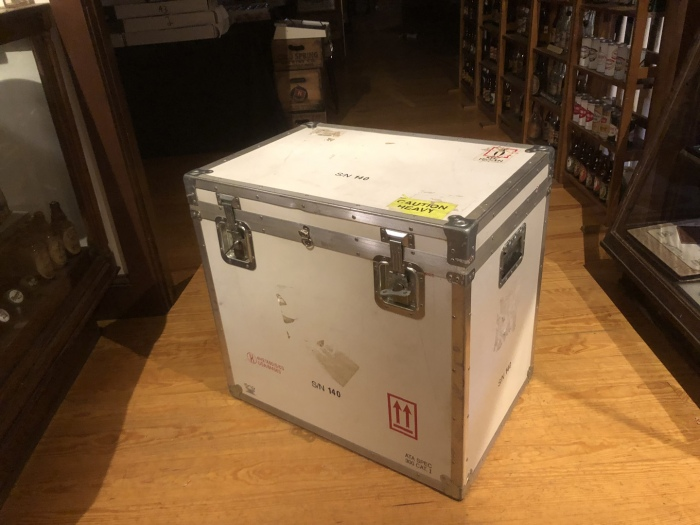 Viking Aluminum Crate 2 and half Totes Beer