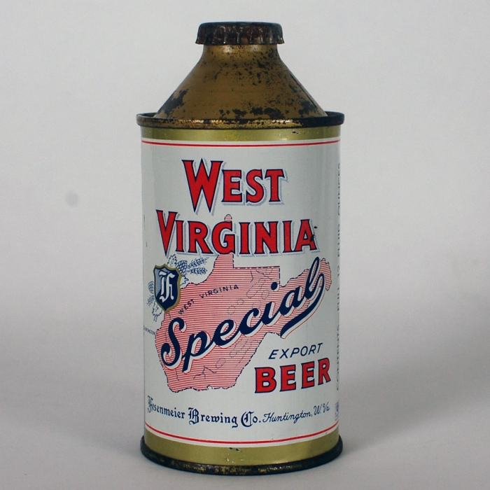 West Virginia Special Beer 188-30 Beer