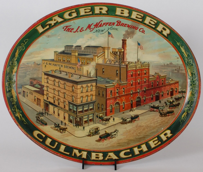 Haffen Brewing Factory Tray Beer