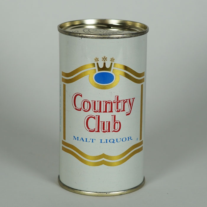 Country Club Malt Liquor Pearl 52-03 Beer