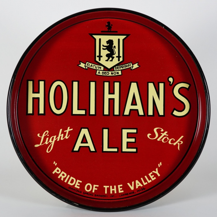 Holihan's Light Stock Ale Tray Beer