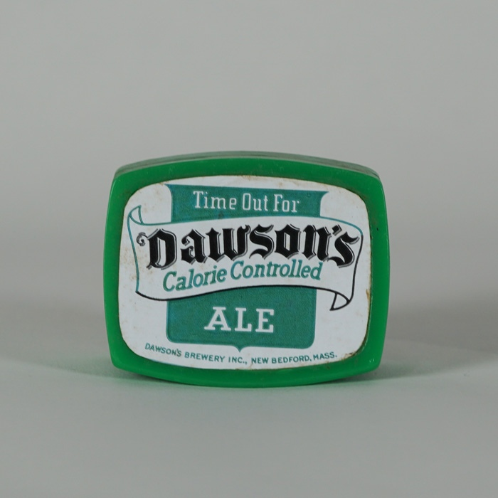 Dawson's Calorie Controlled Ale Tap Knob Beer