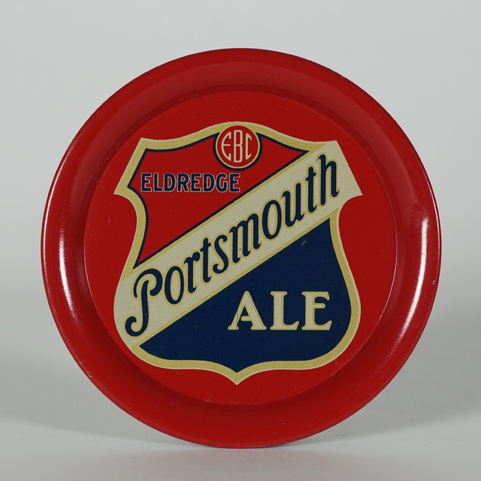 Eldredge Portsmouth Ale Tip Tray Beer