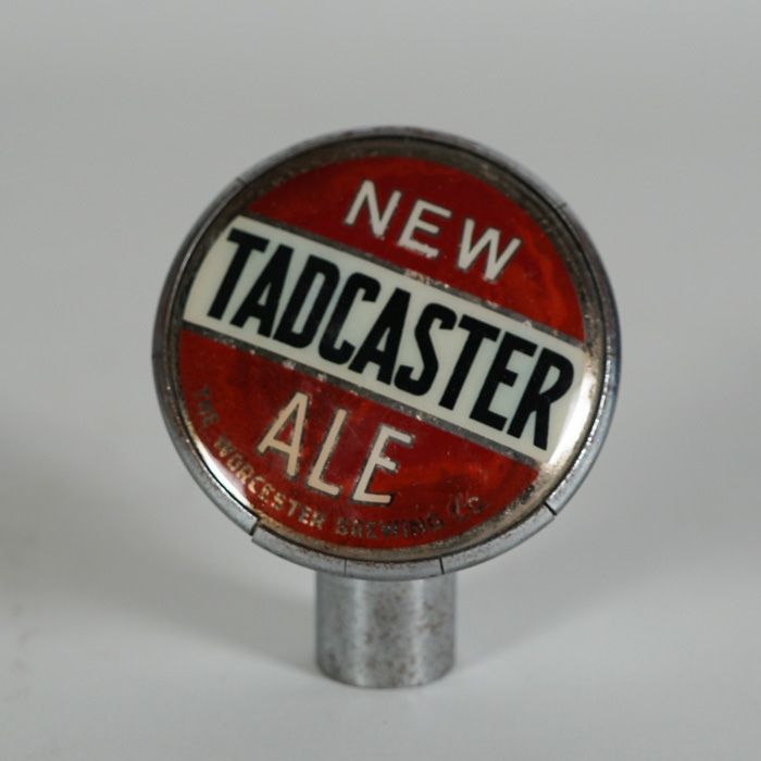 Tadcaster New Ale Tin Can Knob Beer