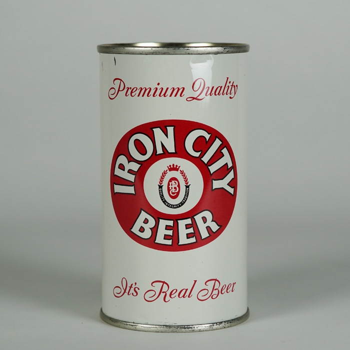 Iron City Real Beer Can 85-39 Beer