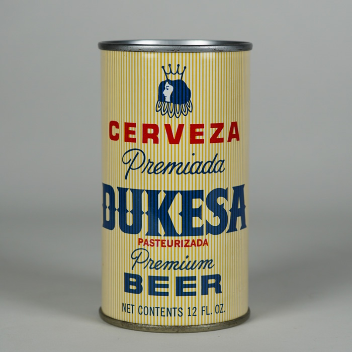 Dukesa JUICE TAB Cerveza Can 60-25 Beer
