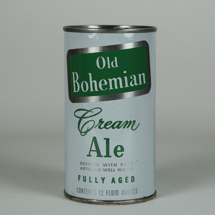 Old Bohemian Cream Ale JUICE TAB 99-15 Beer