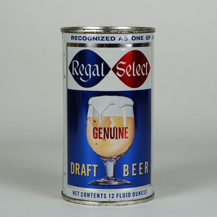 Regal Select JUICE Tab 113-40 Beer