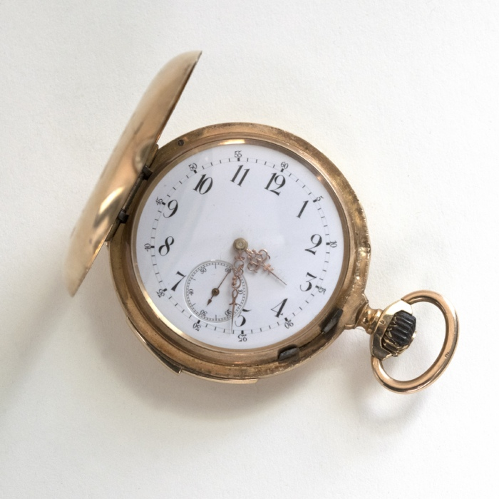 Ebling Brewing Pocket Watch Beer