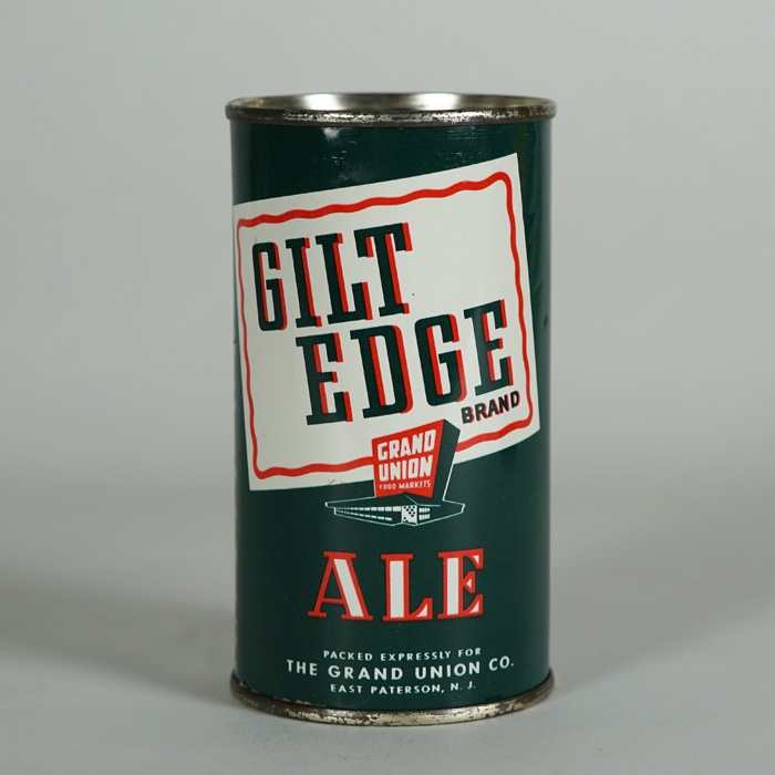 Gilt Edge Ale Can 69-34 Beer
