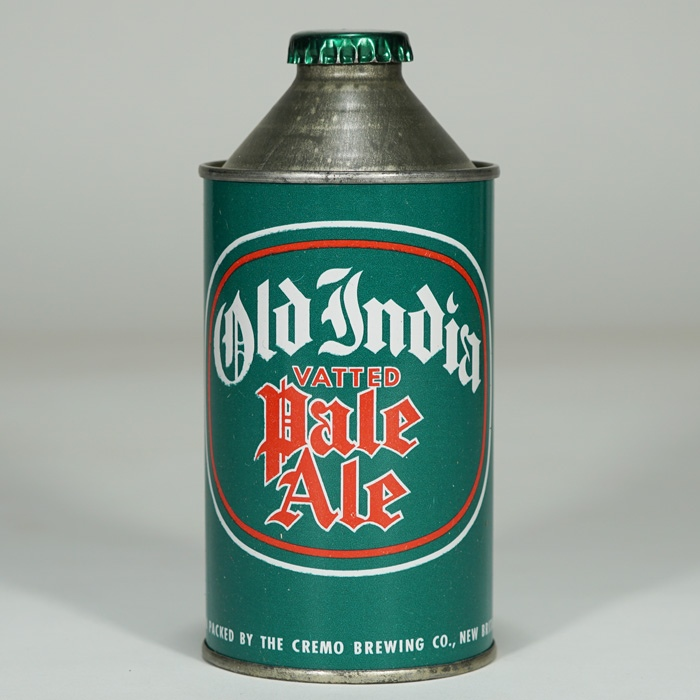 Old India Vatted Pale Ale Cone Can 176-29 Beer