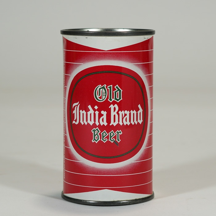 Old India Brand Beer Can 107-13 Beer