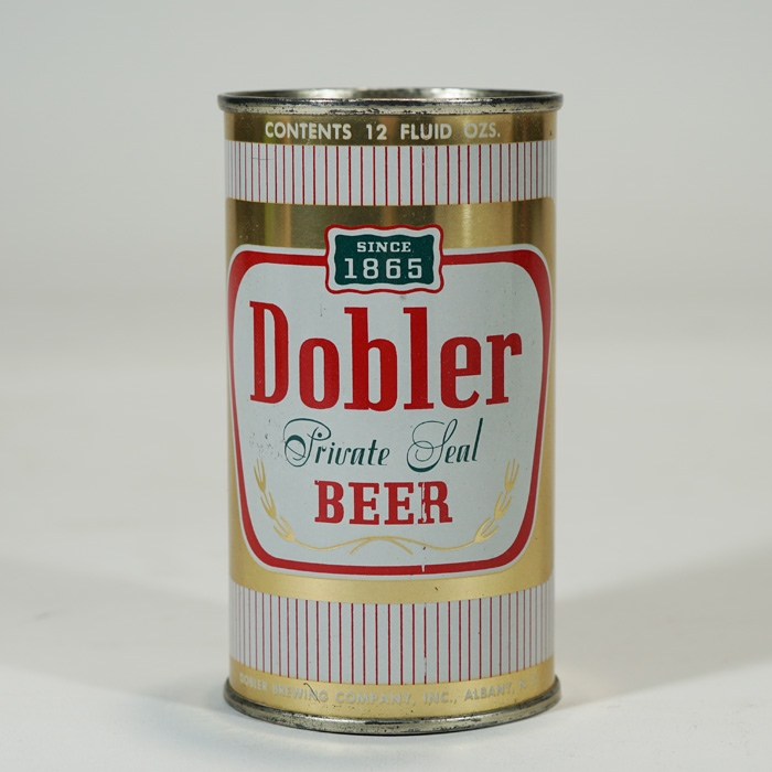 Dobler Private Seal Beer Can 54-13 Beer