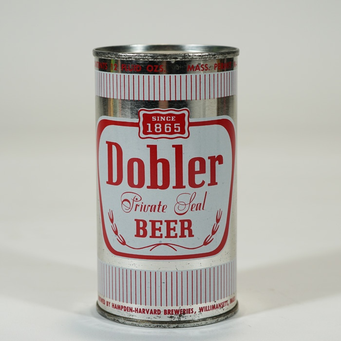 Dobler Private Seal Beer Can 54-08 Beer