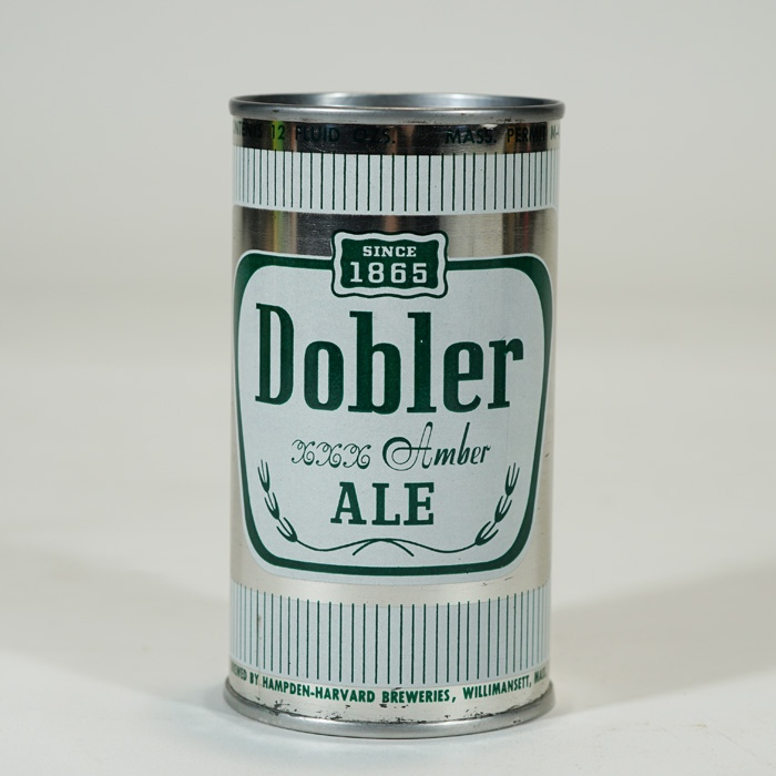 Dobler Amber Ale Can 54-05 Beer