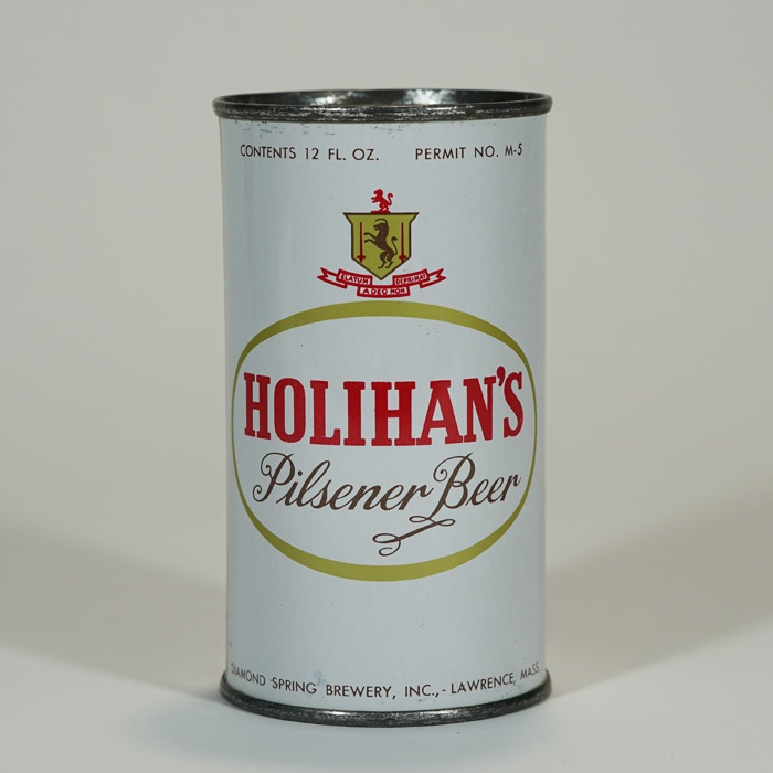 Holihan's Pilsener Beer Can 83-02 Beer
