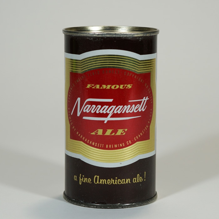 Narragansett Ale Can 101-20 Beer