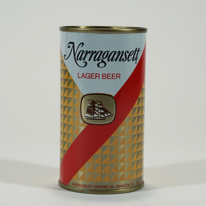 Narragansett Lager Beer Can 101-31 Beer