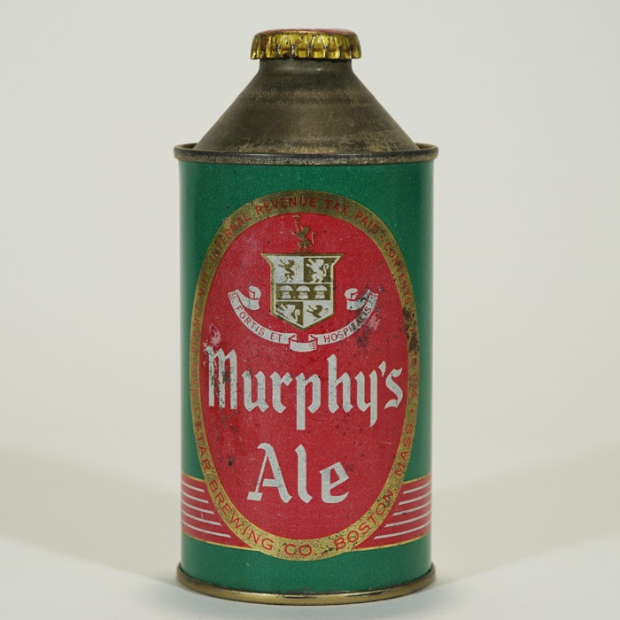Murphy's Ale Cone Top Can 174-18 Beer