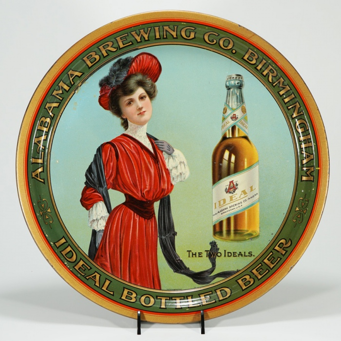 Alabama Brewing Two Ideals Tray Beer