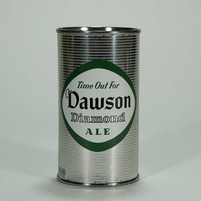 Dawson's Diamond Ale Can 52-13 Beer