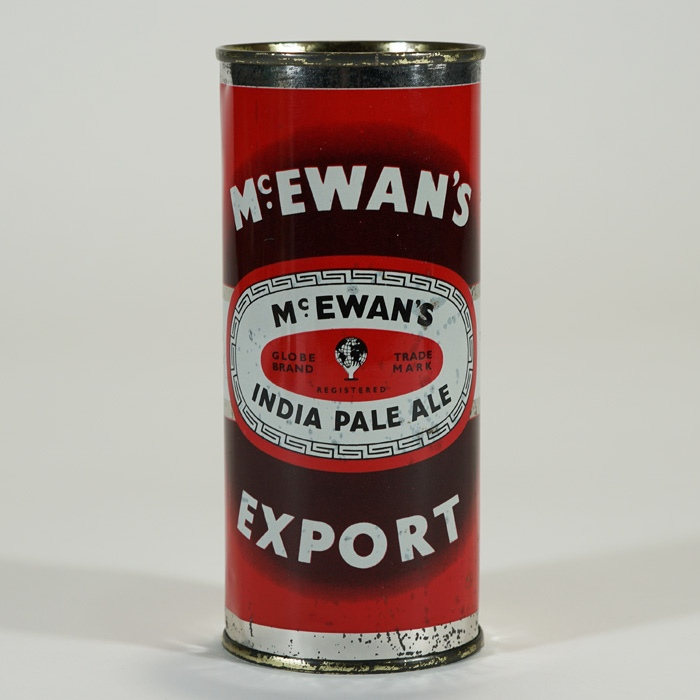 McEwan's Export India PAle Ale Can Beer