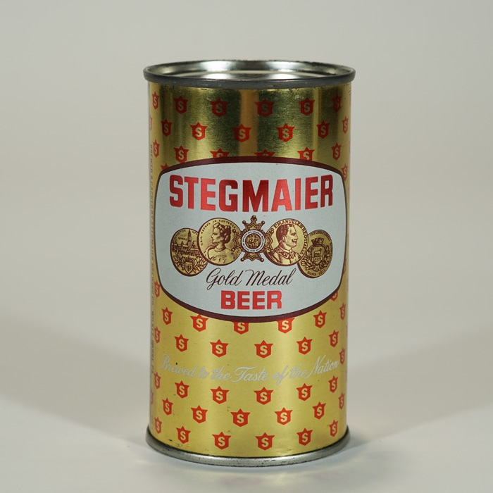 Stegmaier Gold Medal Beer Can 136-05 Beer