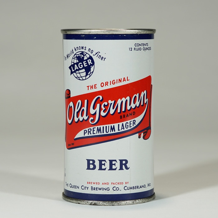 Old German Lager Beer Can 106-30 Beer